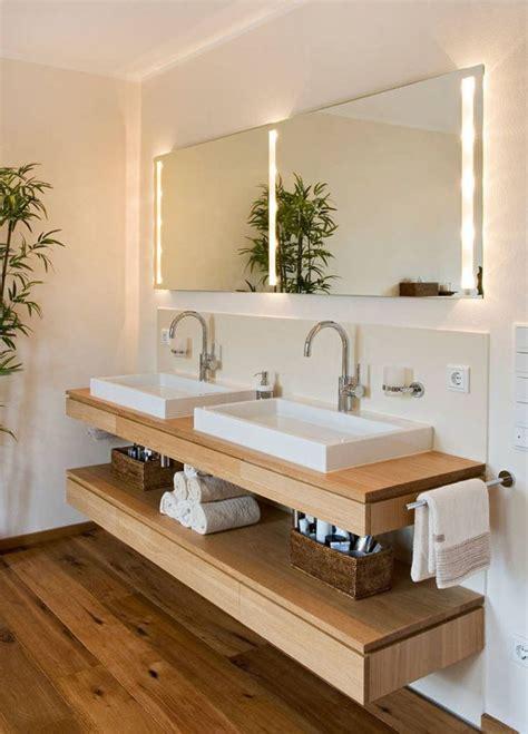 travertin badezimmer countertops petits meubles sous vasque pour salle de bain moderne
