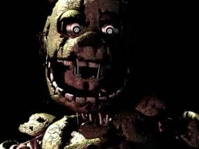Fnaf 3 Spring Trap Screen » Home Design 2017
