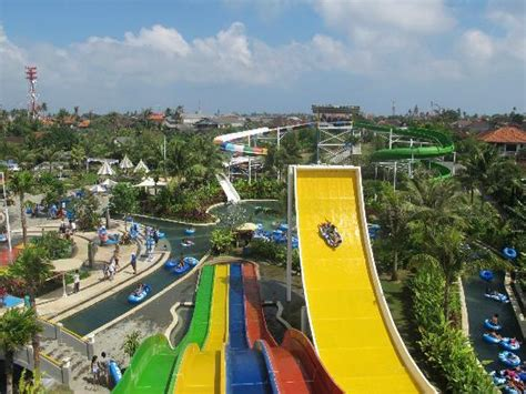 theme park bali circus waterpark bali kuta top tips before you go with