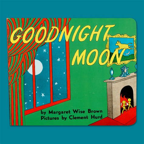 goodnight and books goodnight moon board book by margaret wise brown the