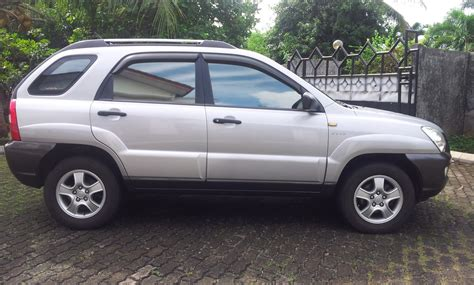 Kia Sportage 2005 Specifications 2005 Kia Sportage Ii Pictures Information And Specs