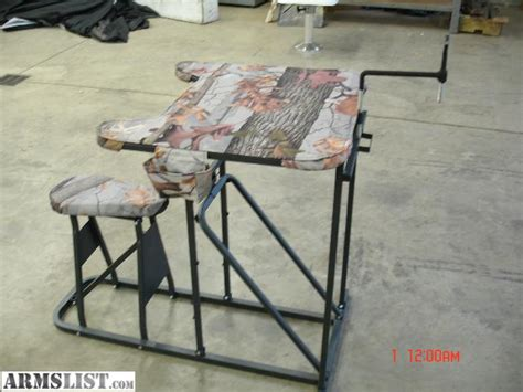 aluminum shooting bench armslist for sale portable aluminum shooting bench