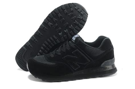 all black shoes womens fashion new balance 574 classic all black womens running
