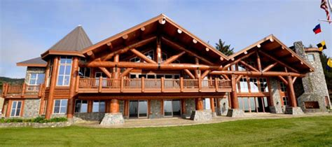 Ranch Style Home Designs by Log Homes And Log Cabin Kits And Designs By Homestead Log