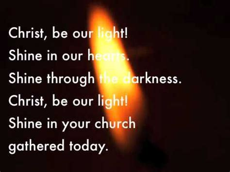 Christian Songs About Light by Be Our Light M4v