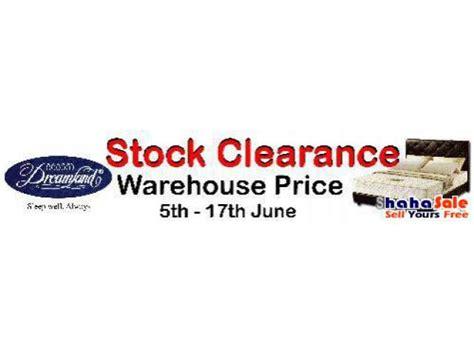 dreamland mattress warehouse sale factory price bandar