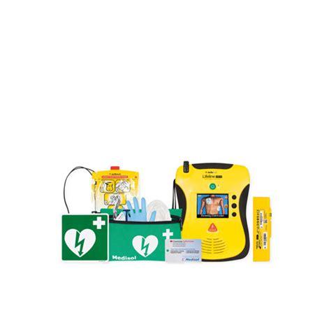 defibtech lifeline view operator s defibrillateur defibtech lifeline view