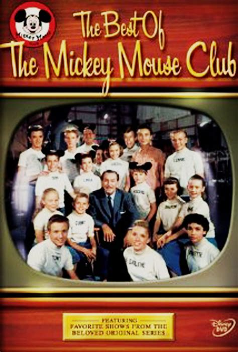 The Mouse Show by Mickey Mouse Club Poster The Disney Driven