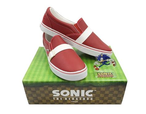sonic the hedgehog shoes for sonic the hedgehog sneakers won t help you spin dash any
