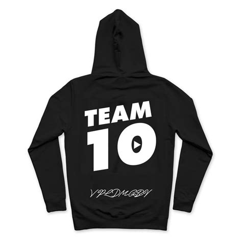 Hoodie Limited Edition team 10 limited edition hoodie hoodies