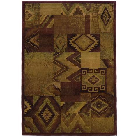 Kharma Area Rugs Sphinx Kharma Ii Area Rug By Weavers 174 5 3 Quot X7 6 Quot 159080 Rugs At Sportsman S Guide