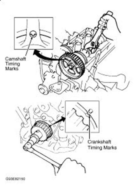 toyota corolla timing belt engine mechanical problem