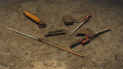 Modification Weapons by Any Mod Any Weapon Amaw At Fallout 4 Nexus Mods And
