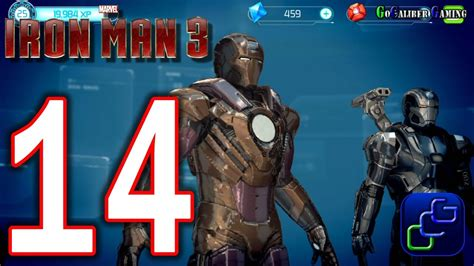 iron man official game android walkthrough part
