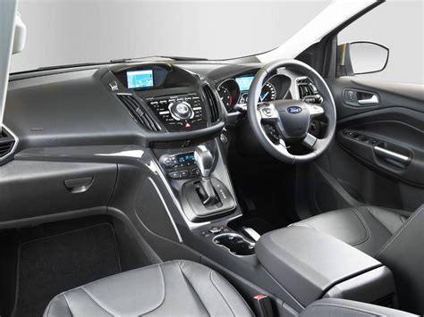ford kuga 2014 interior ford cars news all new ford kuga on sale now from 27 990