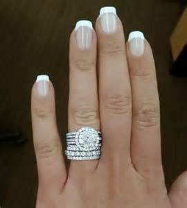 wedding and engagement rings stacked wedding ring styles that ll leave you breathless
