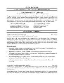 Examples Of Hospitality Resumes Best Hospitality Resume Templates Amp Samples Writing