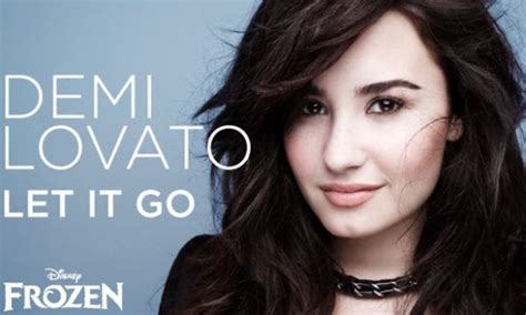 demi lovato song in frozen demi lovato new song quot let it go quot from disney s frozen