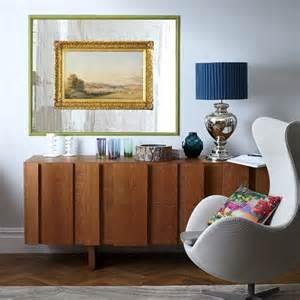 living room sideboard house