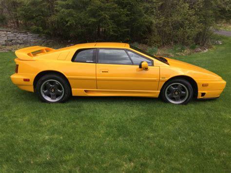 automobile air conditioning repair 1993 lotus esprit on board diagnostic system 1993 lotus esprit turbo 18k miles super clean all original