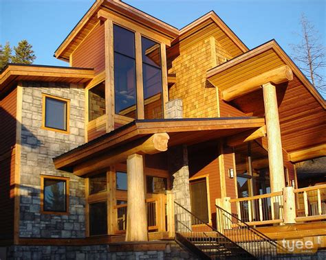 modern post and beam homes pictures to pin on