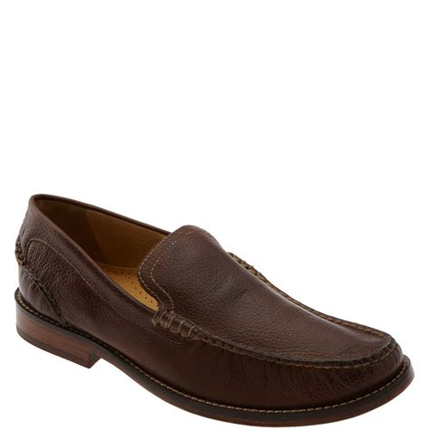 top loafers sperry top sider gold casual venetian loafer in brown for