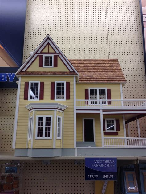 hobby lobby doll house house hobbies and dolls on pinterest