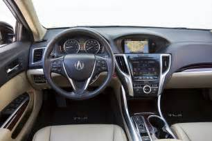 Acura Inside 2015 Acura Tlx Look Photo Gallery Motor Trend