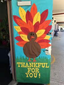 Thanksgiving Door Decorations For Preschool by Best 25 November Bulletin Boards Ideas On