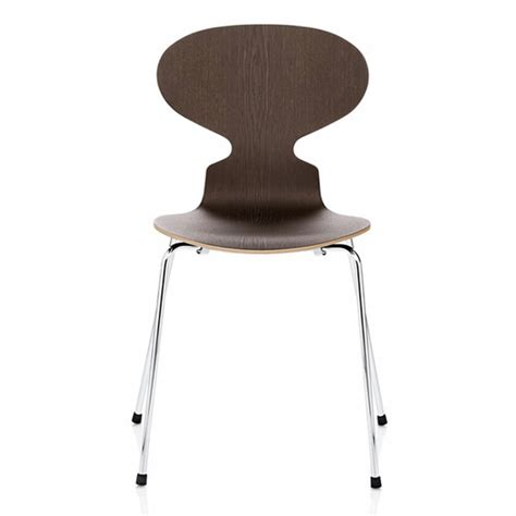 Ant Chair by Ant Chair Wood With 4 Legs