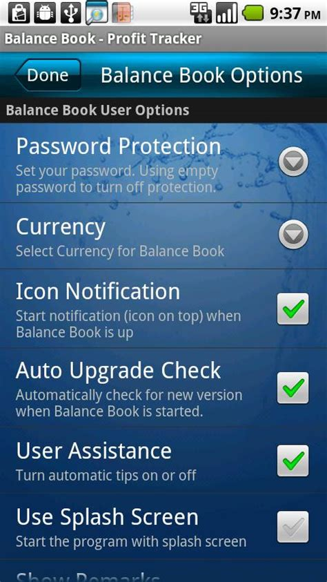 book apps for android balance book profit tracker android apps on play