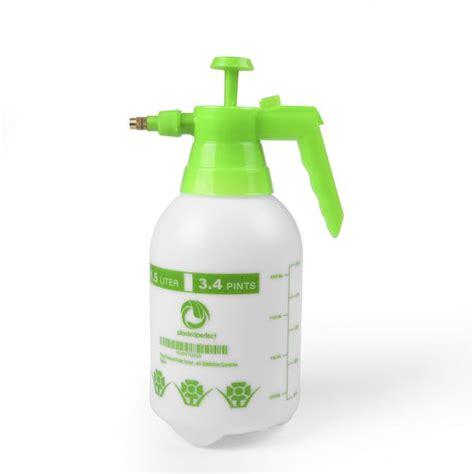 planted pressure garden sprayer