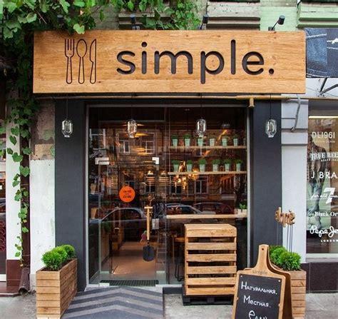 the little store of home decor as 10 melhores fachadas de restaurantes venda otimizada