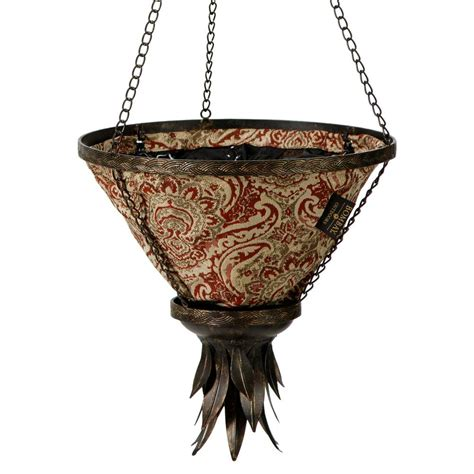 Hanging Planter Liners by Bombay Outdoors Black Hanging Planter With Venice