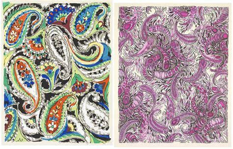 home textile design studio india textile designs from mid century paris zina de plagny