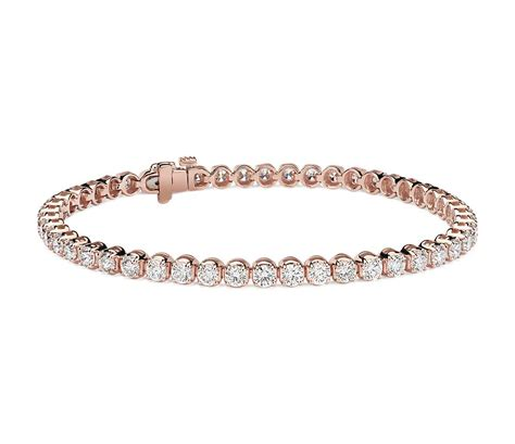 1 Ct Tw Tennis Bracelet by Tennis Bracelet In 14k Gold 5 Ct Tw