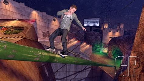 Jam Black Haw the screenshots for tony hawk s pro skater hd for