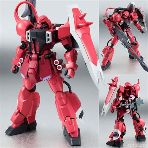 Promo Mini Robot Warior Gundam amiami character hobby shop robot spirits side ms gunner zaku warrior lunamaria cutom