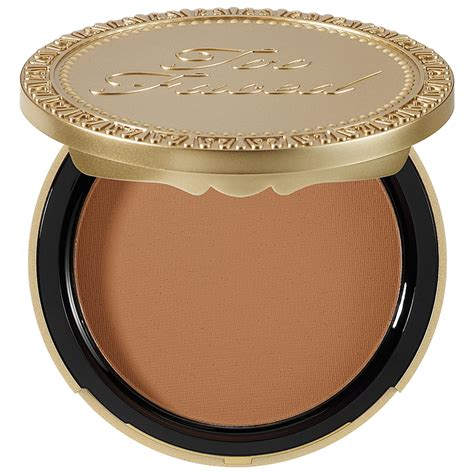 Faced Chocolate Soleil Matte Bronzer Size Termurah 6 barely there bronzers for livening up washed out fair