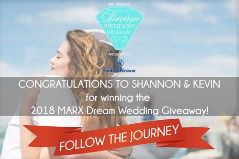 Dream Wedding Sweepstakes 2017 - marx dream wedding giveaway win a free wedding in ma