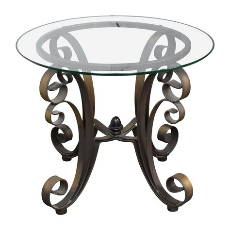 rooms to go side tables 90 rooms to go rooms to go glass top side table
