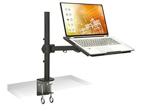 Mount It Mi 3352lt Laptop Notebook Desk Stand Mount Full Laptop Mounts For Desk