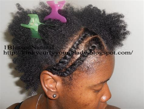 how to perm new growth natural hair in the summer months