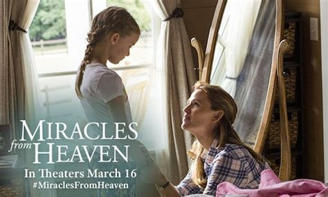Miracle In Heaven Free Producer Franklin Talks Miracles From Heaven Giveaway Rockin