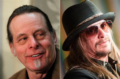 ted nugent hairstyles ted nugent doesn t believe kid rock will run for senate waaf