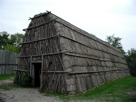 long houses first nations people and european explorers thinglink