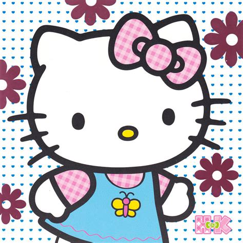 hello kitty printable greeting cards hello kitty flowers greeting card cardspark