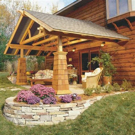 Patio Living Room How To Build An Outdoor Living Room