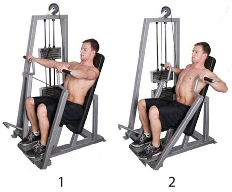 chest press bench top 5 machine exercises for mega gains generation iron