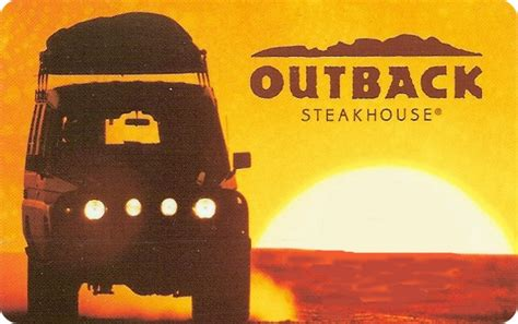 Where Can Outback Gift Cards Be Used - related keywords suggestions for outback gift card